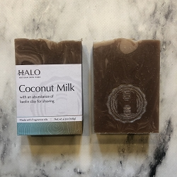 Coconut Milk Shaving Soap