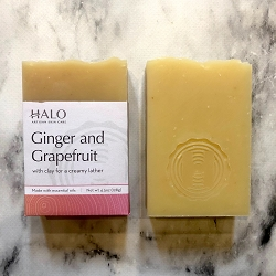Ginger and Grapefruit Bar Soap