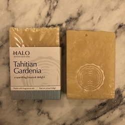 Tahitian Gardenia Bar Soap