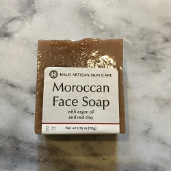 Moroccan Face Soap