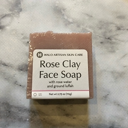 Rose Clay Face Soap