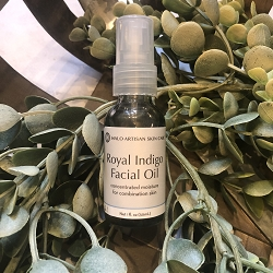 Royal Indigo Facial Oil