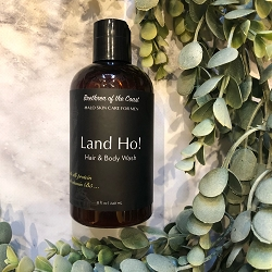 Land Ho! Hair and Body Wash