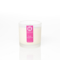 Exotic Grapefruit Frosted Jar Candle