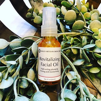 Revitalizing Facial Oil