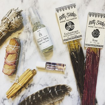 Palo Santo and Sage Ritual Products